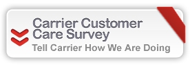 Let Carrier Corporation know what kind of service you have received from Doty Mechanical