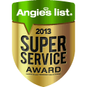 For providing Furnace maintenance to Lansing MI, we are a Super Service Award winner!
